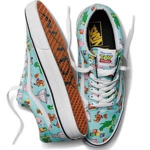 Vans x Toy Story Old Skool Sneakers * Limited Edition*